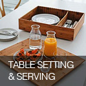 Table Setting & Serving