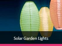 Solar Light Garden