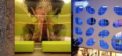 luxury boutique hotel - Luxury boutique hotel by Studio 63