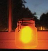 sun jar - Collecting Sunlight