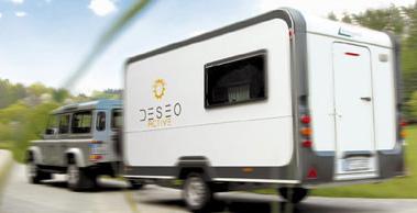 touring caravan - Deseo Caravan for Sale
