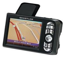 whistler gps - 550 gps navigation system wgpx whistler - Best Portable GPS find