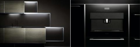 kitchen design porsche 2 - Kitchen design idea by Porsche