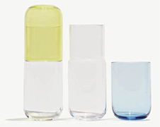 water carafe hargreave - Water carafe by Charlotte Hargreave