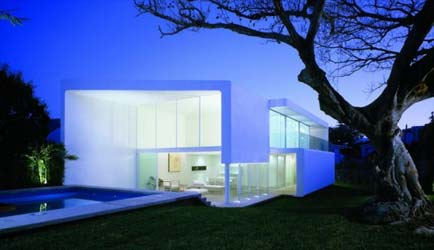 Modern Architecture Mexico suntro house: modern architecture in mexico - modern architecture