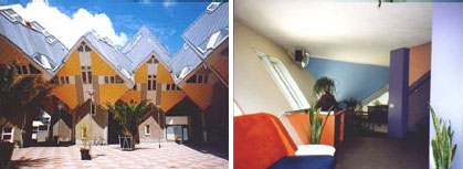 modern cube houses 2 - Modern Cube houses