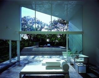 Modern architecture Suntro house