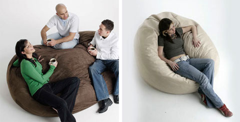 Bean2bed furniture - Puff que se hace cama ...
