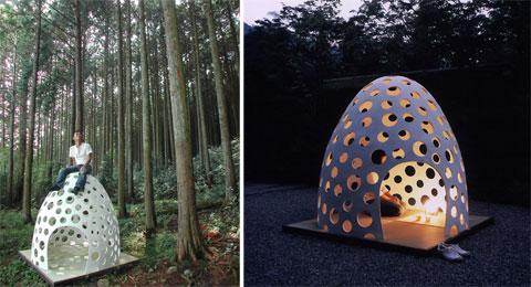 concrete pod kazuya morita - Japanese Concrete-pod