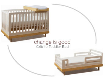 sparrow crib u0026 toddler bed - Oeuf Sparrow Crib