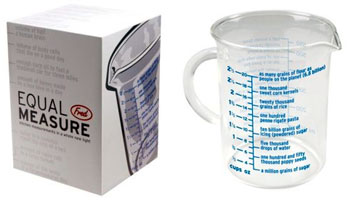 kitchen measuring cup - Equal Measure: A Super Funny Measuring Cup