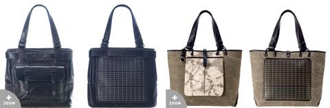 solar bags noonsolar 2 - Solar bags by Noonsolar
