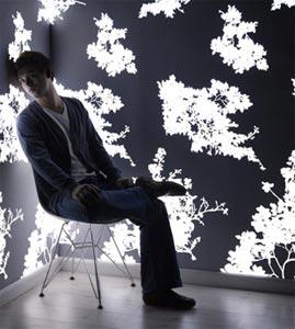 light-emitting-wallpaper