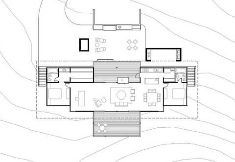 Modern House in Carapicuiba Modern Architecture