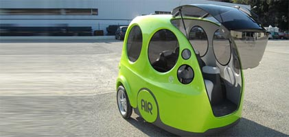 eco car airpod - Eco car Air Pod