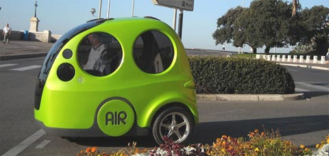Eco Car Air Pod