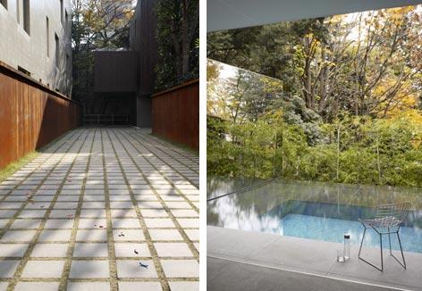 japanese house nakamura9 - Modern Japanese architecture by Hiroshi Nakamura