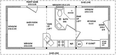 small home plans oregon
