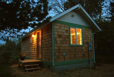 The small house movement is the architectural and social Small houses oregon