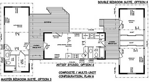 Small home oregon modern cabins small houses for Guest home plans