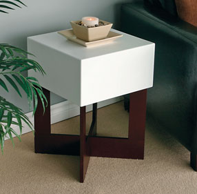Small Accent Tables By Tavis