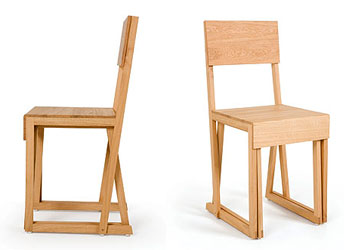Wood Chair And Stool Furniture