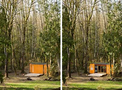 container homes hybrid 5 - Container homes HyBrid Seattle