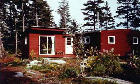 prefab cabins shelter kit 4 - Prefab cabins Shelter-Kit