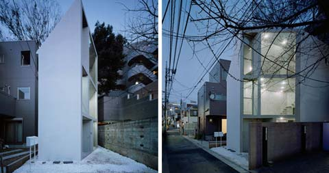 Small house degrees japanese architecture small for Small architecture firms