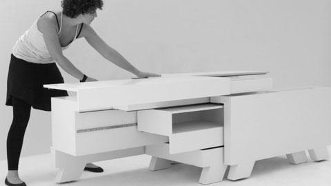 transformer-shelf