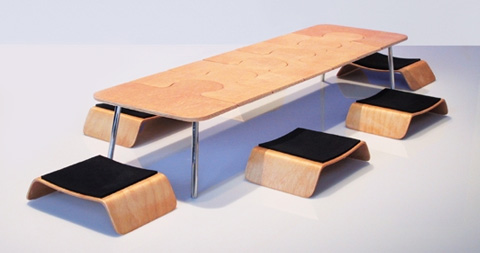 Mealbox Table Furniture