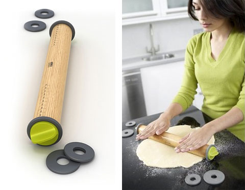 adjustable rolling pin - Adjustable Rolling Pin