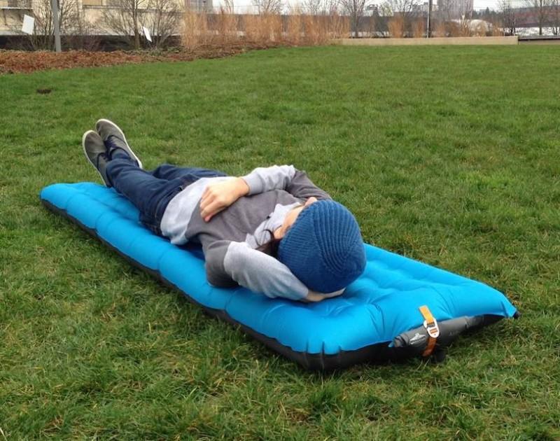 air mattress airpad4 800x630 - Windcatcher AirPad 2