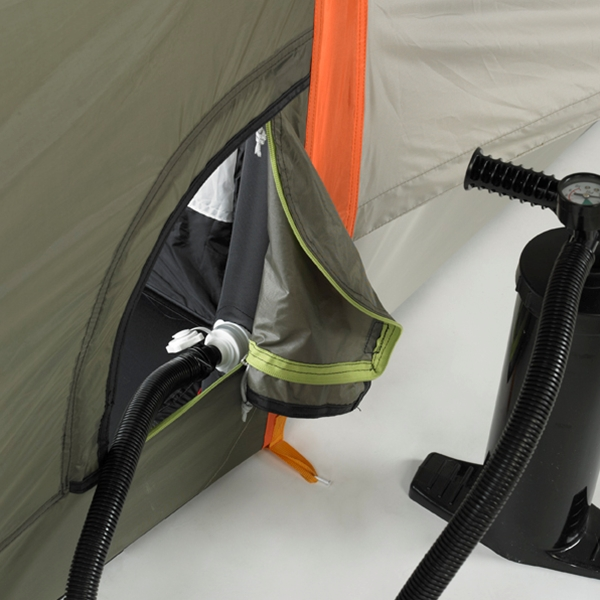 air-tent-kelty-mach62 & Kelty Mach 6 Tent: Camping on Air - Camping Gear