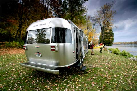 airstream travel trailer - Airstream Travel Trailer: Travel In Style