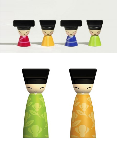 alessi king queen chin - King & Queen Chin Bookmarker: A Royal Story