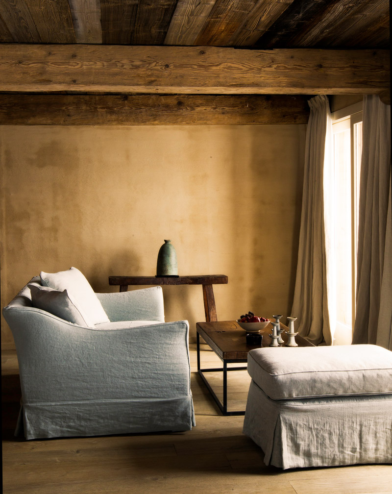 le chalet zannier french alps luxury beautiful interiors boutique hotels. Black Bedroom Furniture Sets. Home Design Ideas