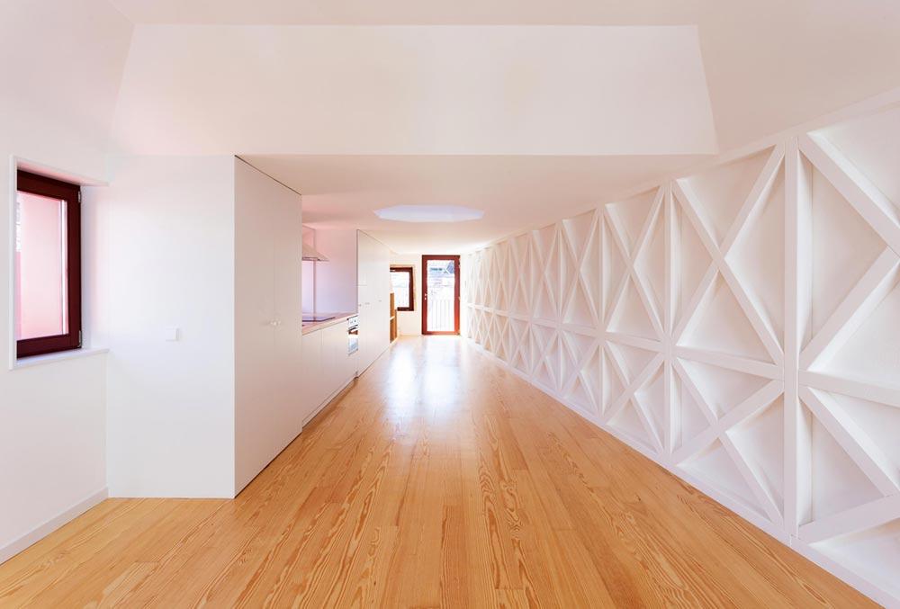 apartment renovation studio pg - Caldeireiros Houses