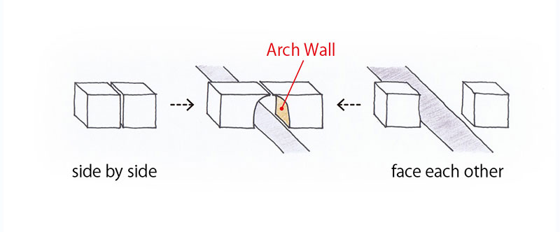 arch-wall-house-plan