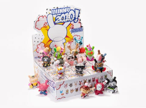 art toys dunny kidrobot 7 - Kidrobot Dunny Series: Collectible Art Toys