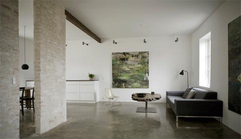 Humlebaek House: simply rich palette - Beautiful Interiors