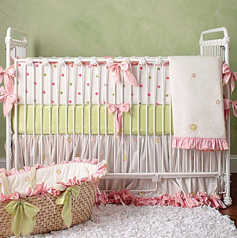 baby cribs fairytale 4 - Corsican Cribs: A Fairytale Dream