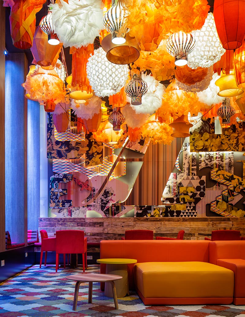 generator hostel barcelona beautiful interiors boutique hotels. Black Bedroom Furniture Sets. Home Design Ideas
