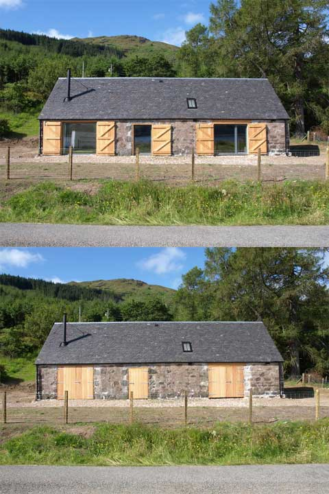 barn house conversion 6 - Barn House: My Heart's In The Highlands