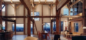 barn house ny goodman2 300x140 - Goodman House: traditional old barn transformed in Pine Plains, NY