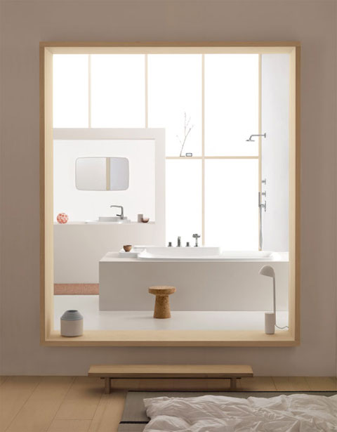 Axor Bathroom Collection: Playful Compositions In Unique Bathrooms
