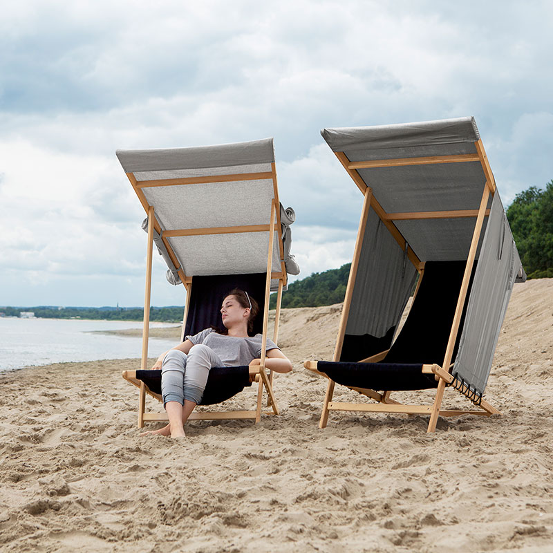 beach chair gdynia jk - Gdynia Beach Chair