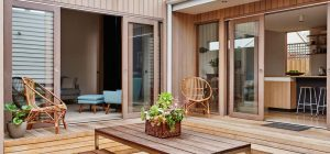 beach cottage extension design deck ima 300x140 - Not So Shabby Shack