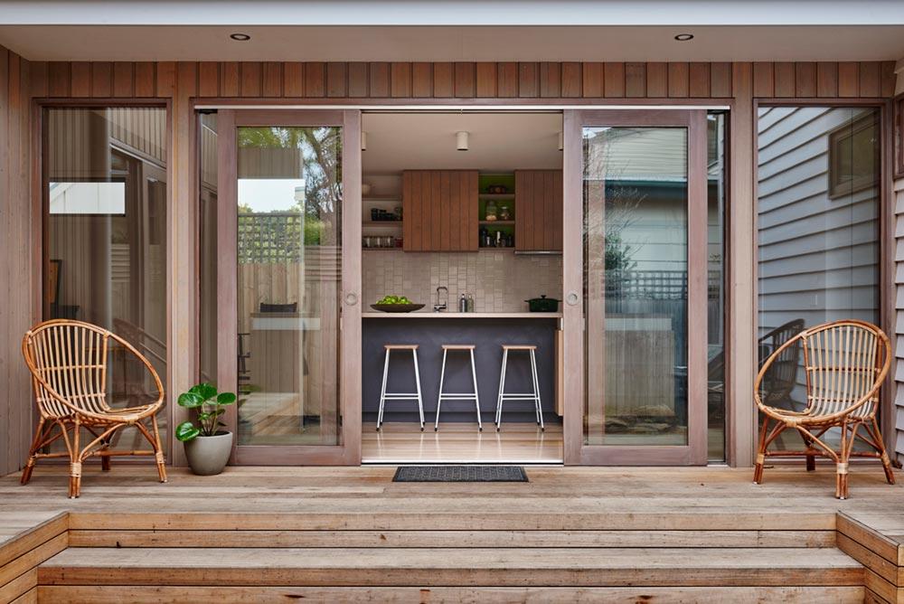 beach cottage extension design deck ima2 - Not So Shabby Shack