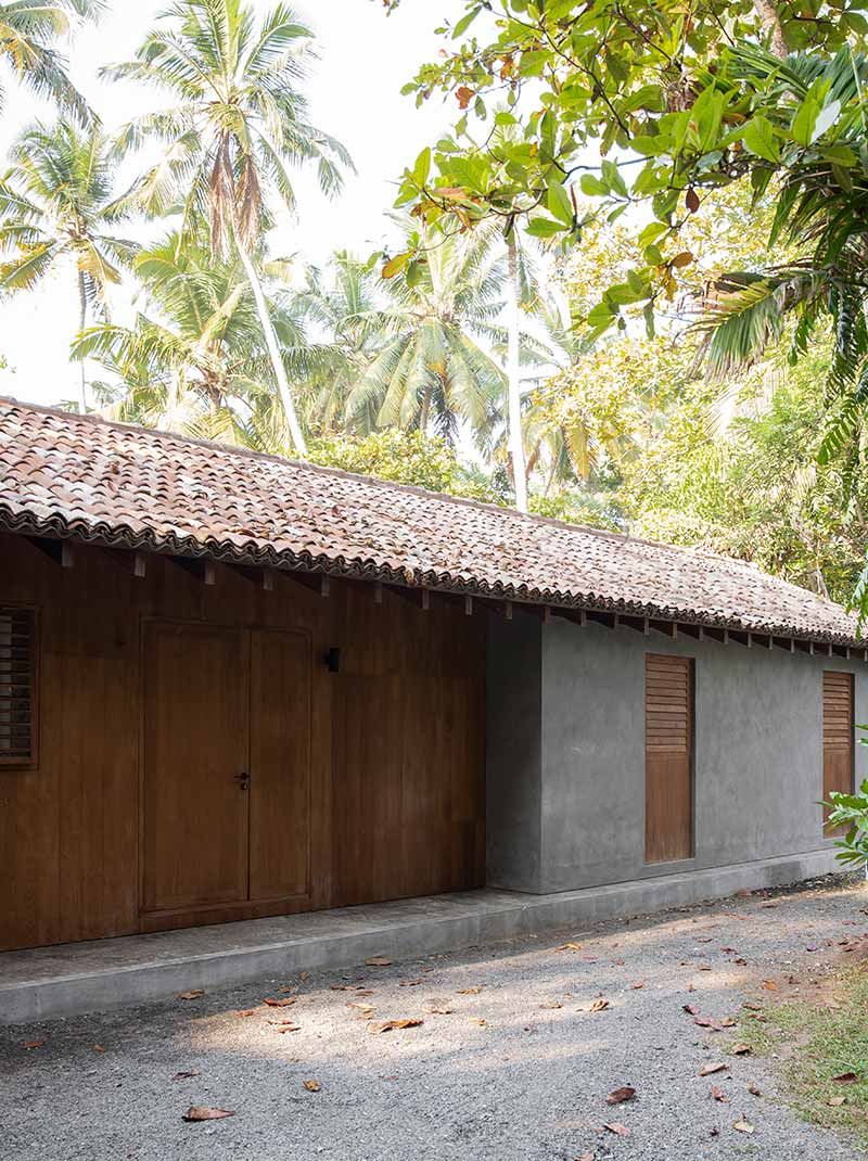 Architecture Blends With Nature In This Sri Lanka Beach